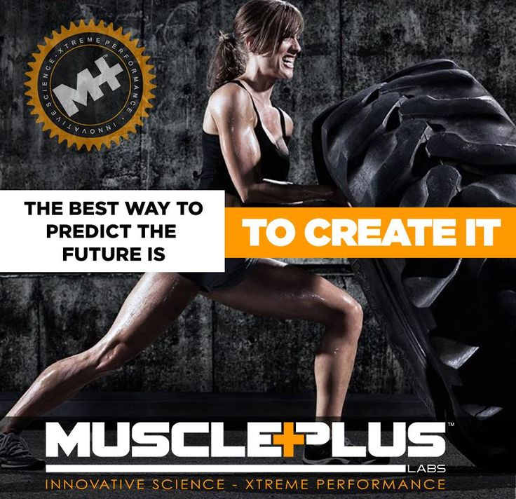 Create Your Future!  #musclepluslabs #train #hard #fitness #fitspo #create #future #bcaa #whey #protein #muscle #gains #sports #fitness