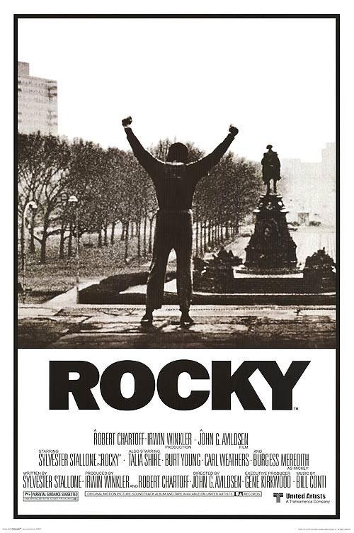 Rocky (1976) Premiered 3 December 1976