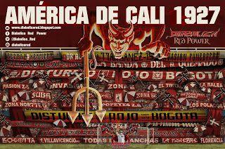 Diabolica Red Power: Especial Barras Americanas - Disturbio Rojo Bogotá...