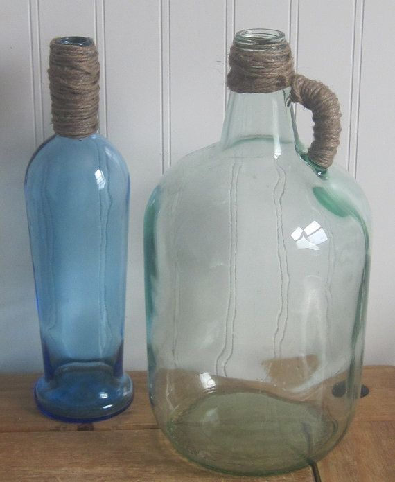 Idea By Patricia Folkerts On Decorating Green Glass