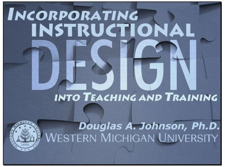 instructional system design pdf