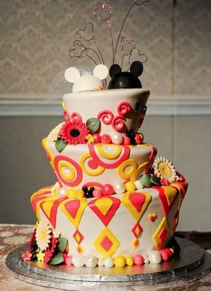 Torta de boda festiva - Оригинальные и необычные современные свадебные торты | Модная свадьба