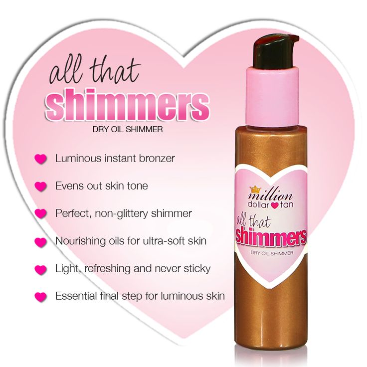 All That Shimmers - Dry Oil Shimmer