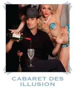 cabaret des illusion