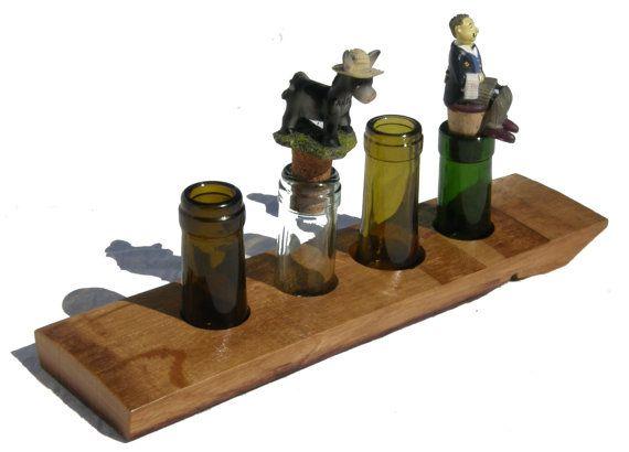 Ms de 25 ideas increbles sobre Corte de la botella de vino en