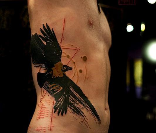 The 51 best Rib tattoos for men images on Pinterest | Tattoo ideas ...