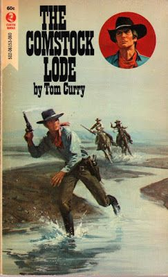 Rough Edges: Forgotten Books: The Comstock Lode - Tom Curry