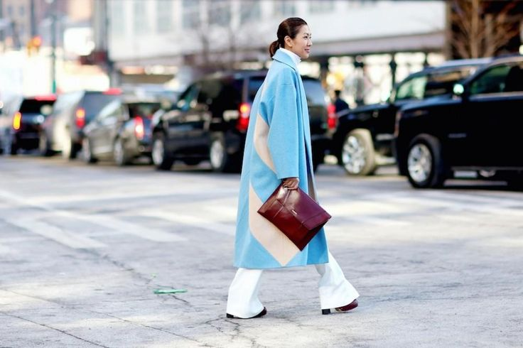 New York Fashion Week - Baby, I'm in New York