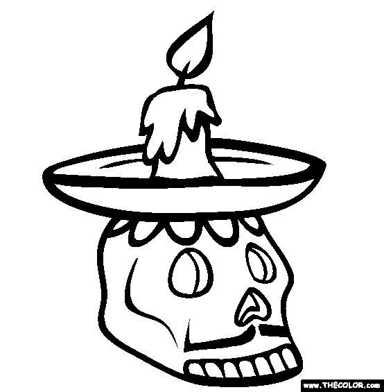 1000 Images About Dia De Los Muertos On Pinterest