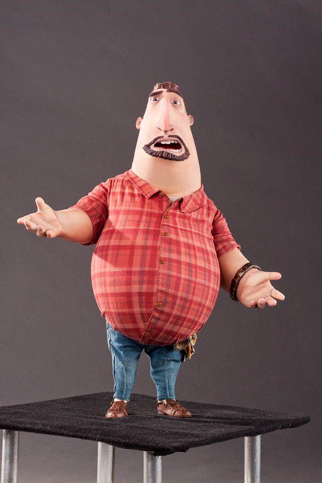 Personaje Perry Babcock en El alucinante mundo de Norman - CineDor
