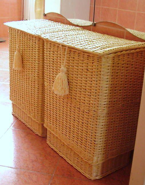Kôš na použité prádlo