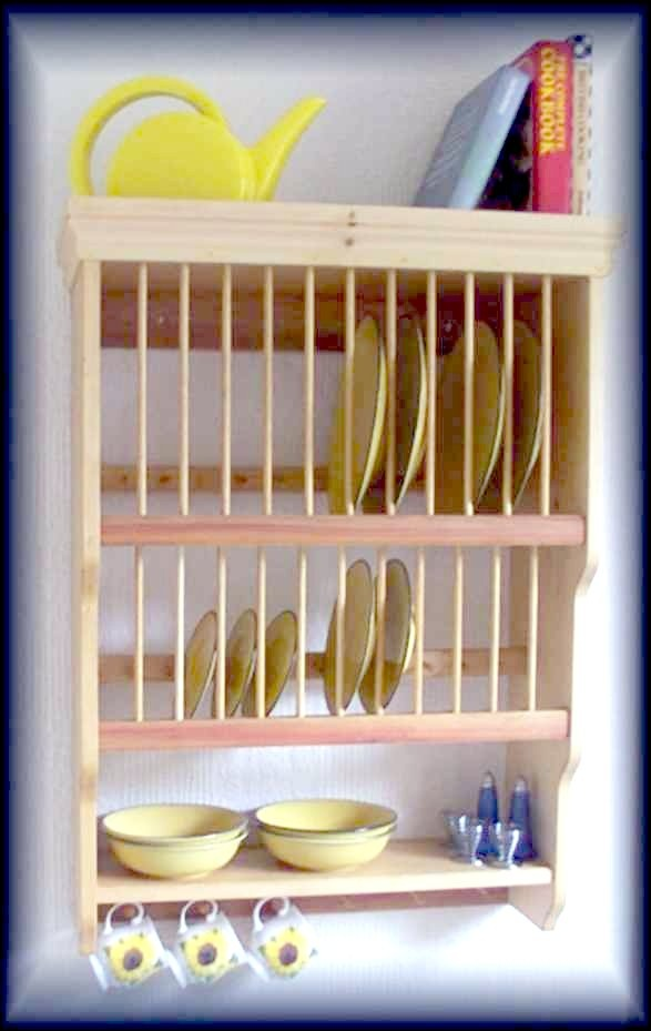 Plate Rack & 95 best Kitchen Plate rack wall mount images by tanya lombard on ...