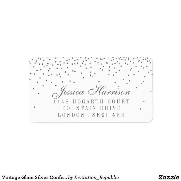 wedding labels