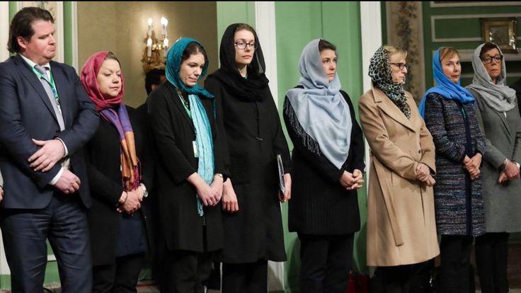 """Die links-grüne schwedische Regierung, die sich selbst als """"feministisch"""" bezeichnet, verrät mit ihrem Kotau in Teheran die Werte der freien Welt. Ein Kommentar von Thomas Eppinger.     #Diskriminierung #Feminismus #Frau #Frauen #Frauenrechte #Gefängnis #Gleichberechtigung #Hassan Rohani #Iran #Iranische Revolutionsgarde #Islamische Republik #Menschenrechte #Recht #Revolution #Scharia #Schweden #Staatsbesuch #Teheran"""