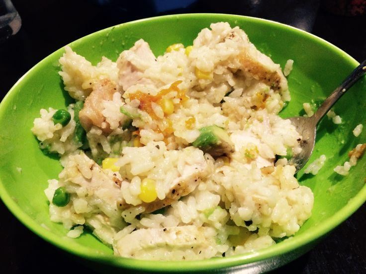 moroccan risotto