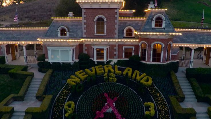 Get a rare look at Michael Jackson's Neverland Ranch, on sale for $100 million