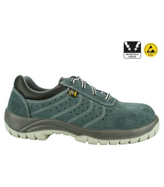 Zapato De Seguridad En Oferta Modelo Sella Zapatos De Seguridad Calzado De Seguridad Zapatos De Trabajo