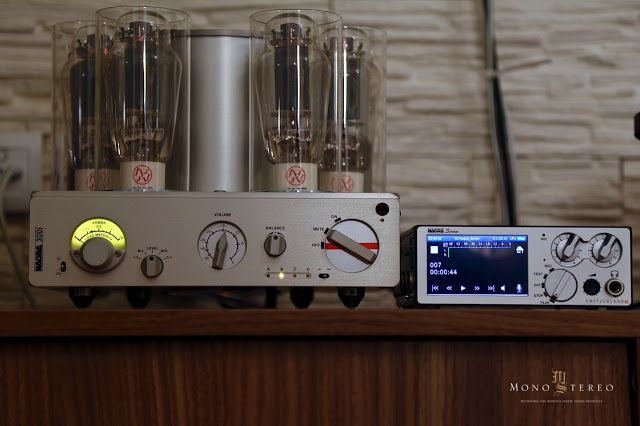 Mono and Stereo High-End Audio Magazine: Nagra 300I and Nagra Seven in tandem