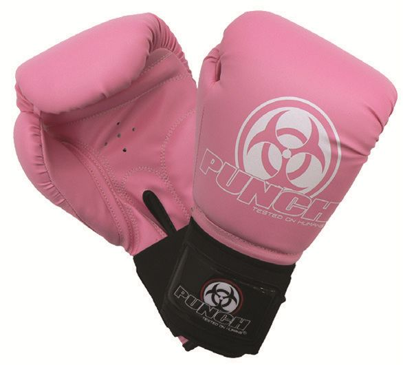 URBAN BAG MITTS PINK - Fit Pro Sports - Punch NZ