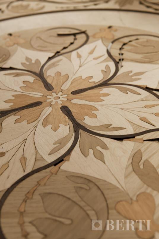 L'intarsio, pavimenti in legno