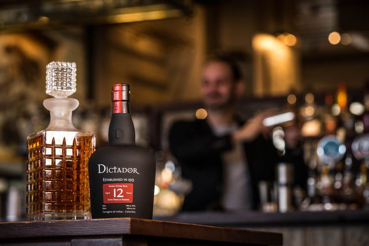 fabulousness contains in glass #DictadorRum