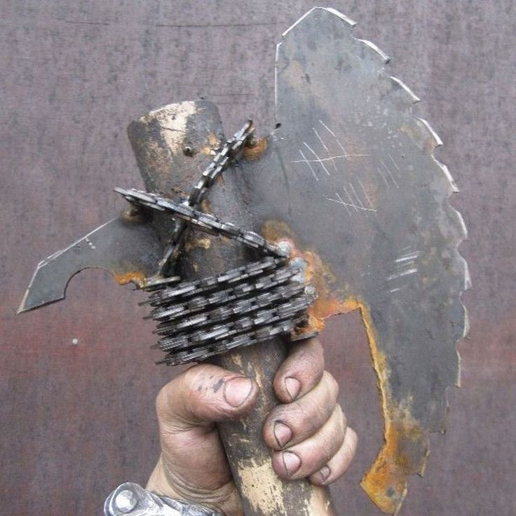These Homemade Zombie Apocalypse Weapons Are More Frightening Than ...