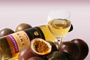 Debrueys boutique tropical wine: Passionfruit Wine