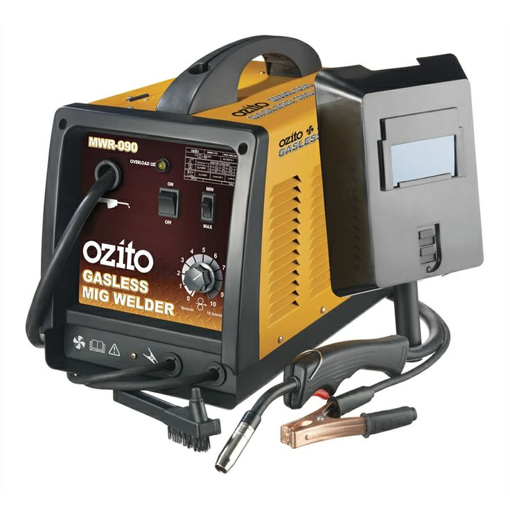 Ozito 90AMP Gasless MIG Welder