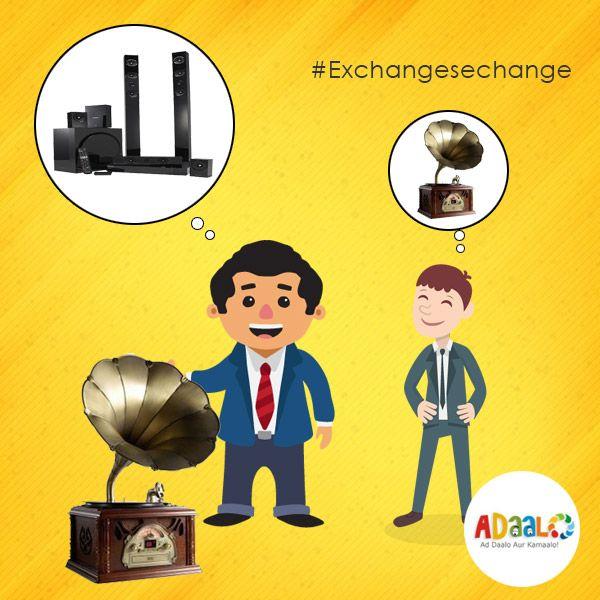 Today Mr. Amit Sold His Antique Gramophone & Buy a Used Home Theatre Music System On Adaalo, Amit Is Smart Guy!  www.Adaalo.com  आज अमित ने अपना पुराना ग्रामोफोन बेच कर एक बड़ा होम थिएटर ले लिया, अमित एक समझदार व्यक्ति है, आज आपने क्या किया ?  #Gramophone #Hometheatre #Used #Classifieds #Free #Online #Startups #Smart #Adaalo