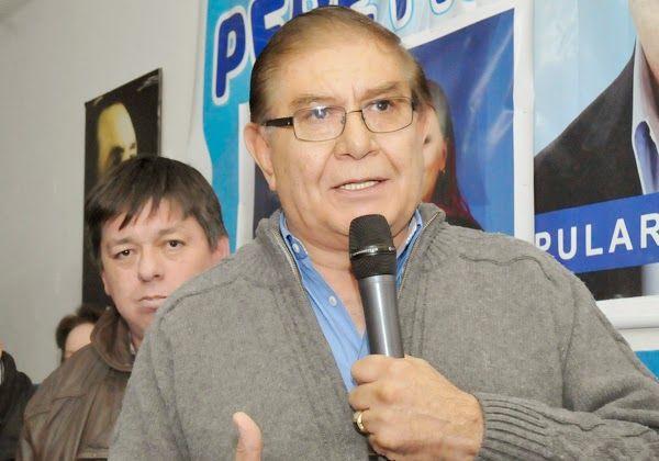 Piedra del Aguila.-: Pereyra estuvo de campaña en el barrio Belgrano