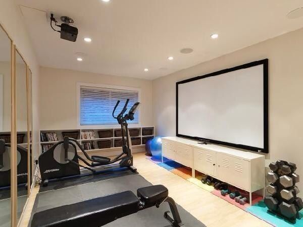 38 best Home Gyms images on Pinterest Home gyms, Dream gym and Gym - fitnessstudio zuhause einrichten