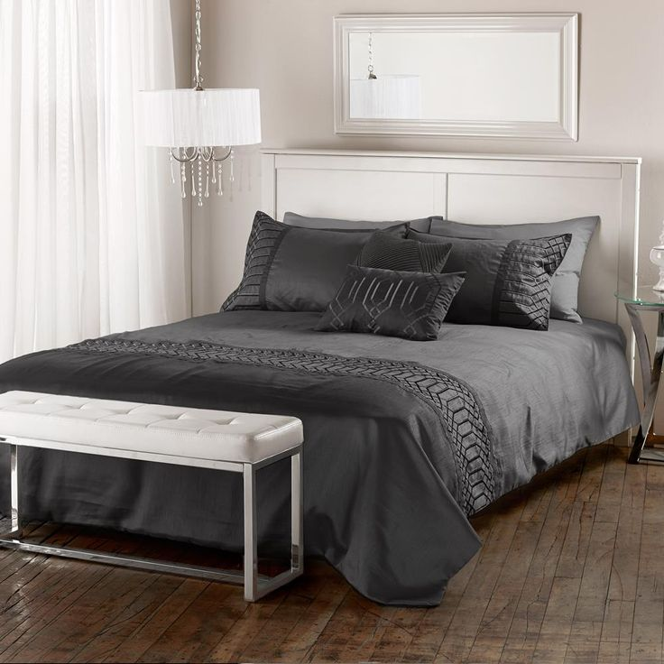 les 25 meilleures id es de la cat gorie ensembles de douillette sur pinterest ensembles de. Black Bedroom Furniture Sets. Home Design Ideas