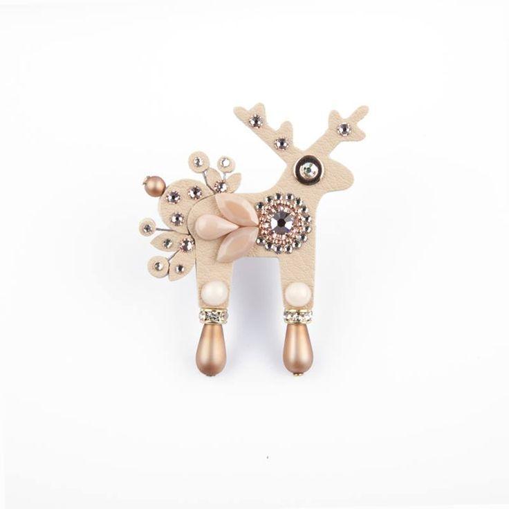 Jelení šperky - NUDE kolekce - Unikum