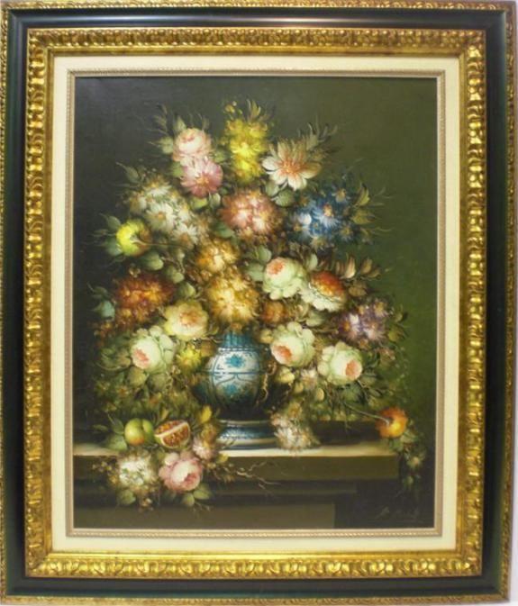 17 best images about cuadros de flores on pinterest for Marcos para pinturas