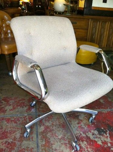 Vintage Steelcase Office Chair 195 Vintage Chairs