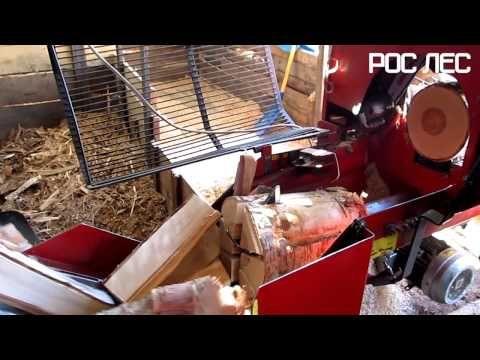 Производство дров в СПБ и Лен области - Рос Лес