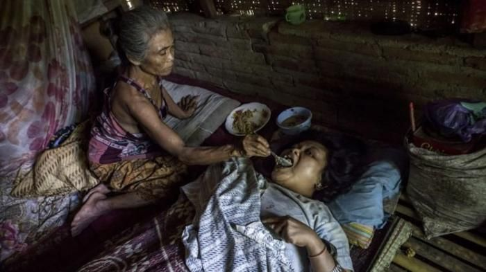 Desa Unik Jawa Timur - Miris! Di Indonesia Ada Kampung Keterbelakangan Mental
