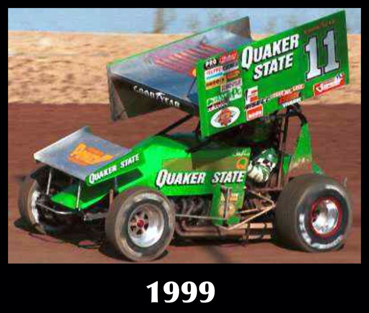 1999 Steve Kinser Sprint car racing