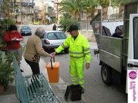 Spoleto, parte il servizio di raccolta domiciliare dei rifiuti a San Nicolò