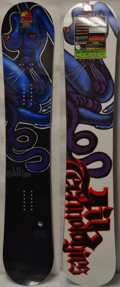 Snowboards 93825: 16 17 Lib Tech Jamie Lynn Phoenix Nude Men S Snowboard - 154 Cm *New* -> BUY IT NOW ONLY: $347.95 on eBay!