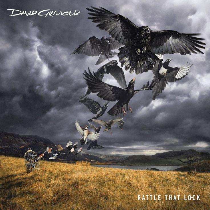 David Gilmour - Rattle That Lock Nouveautés musicales du 18 septembre 2015 - caissedeson.com