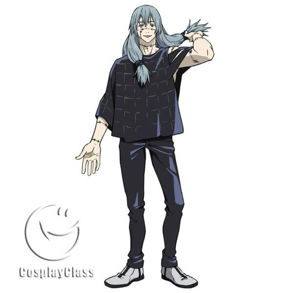 Jujutsu Kaisen Mahito Cosplay Costume Cosplayclass Jujutsu Character Design Anime