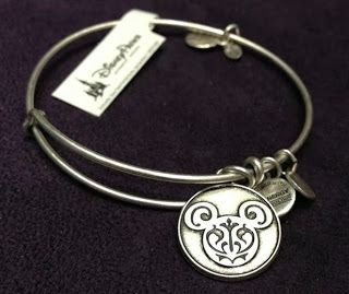 New Disney Alex and Ani Bangle Bracelets ~ Mickey Icon filigree bangle. $39.95