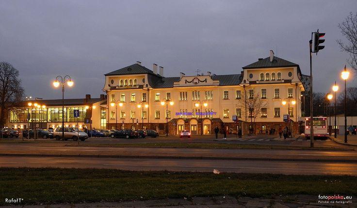 Radom - dworzec PKP