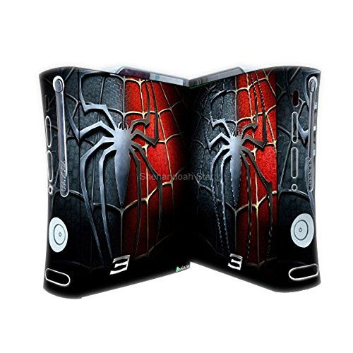 New Spiderman Vinyl Decal Skin Sticker Case Cover for Xbox 360 Console Tx29 @ niftywarehouse.com #NiftyWarehouse #Spiderman #Marvel #ComicBooks #TheAvengers #Avengers #Comics