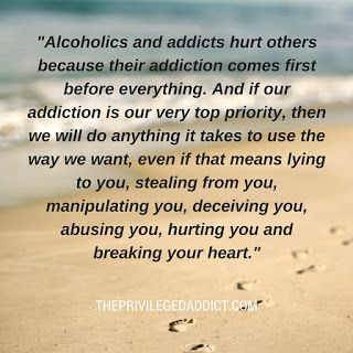 Dating someone addiction to alcohol