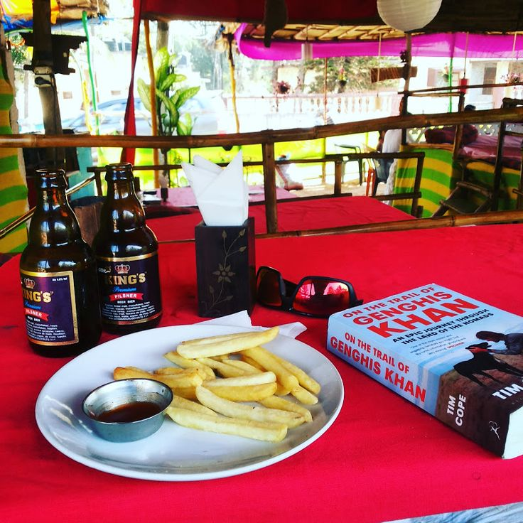 beer in goa