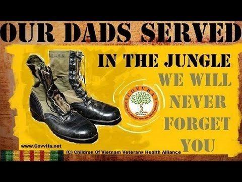 Agent Orange and Children Of Vietnam Veterans - YouTube