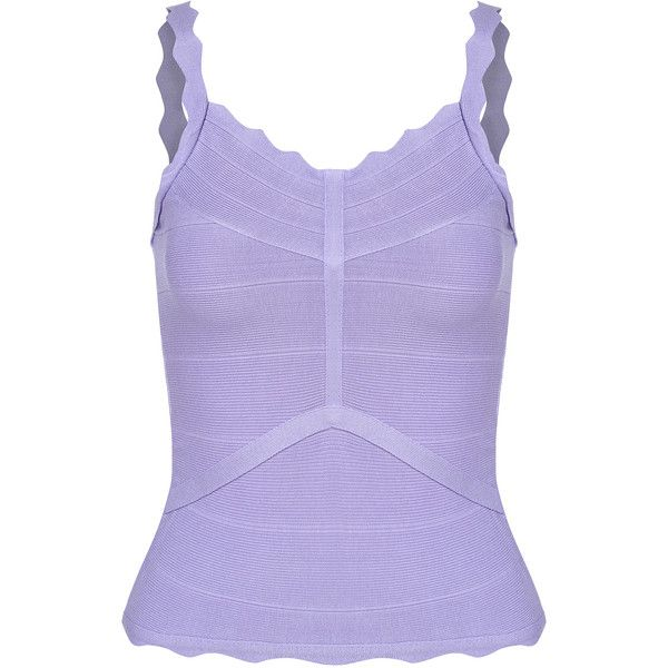 Spaghetti Strap Slim Purple Cami Top ($9.90) ❤ liked on Polyvore featuring tops, purple, purple cami, slimming tank top, purple tank, spaghetti strap tank top and sweater pullover