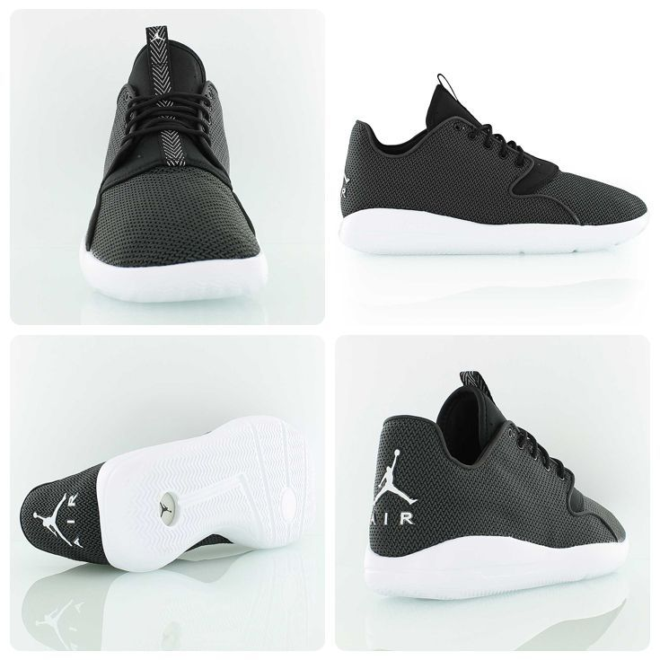 new products a5b76 cf300 Jordan Eclipse blackwhite - the brand-new minimalist lifestyle silhouette  by Jordan Brand air ...